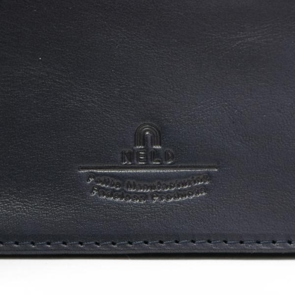 ネルド カードケース NELD 名刺入れ BRIDLE ブライドル 革 メンズ レディース AN144 キャメル(24)