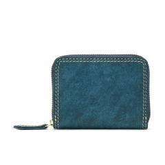 <LOHACO> ネルド 財布 NELD PUEBRO コインカードケース コインケース カードケース box型小銭入れ メンズ レディース 革 プエブロ AN149 ブルー(70)