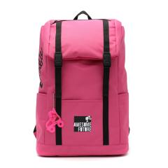 【セール】バービー リュック Barbie バッグ メイ スクールバッグ デイパック バックパック 通学 A4 B4 A3 大容量 かぶせ レディース 可愛い 女子 中学生 高校生 55943 ピンク(11)