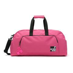 【セール】バービー ボストンバッグ Barbie バッグ メイ 旅行バッグ 大容量 修学旅行 軽量 2WAY ショルダー レディース 可愛い 女子 中学生 高校生 55944 ピンク(11)