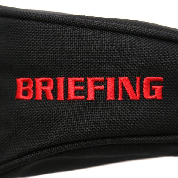 BRIEFING GOLF FAIRWAY WOOD COVER ブリーフィング ゴルフ フェアウェイウッドカバー クラブヘッドカバー BRF321219 スノウ(001)