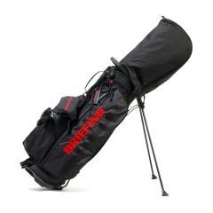 【日本正規品】ブリーフィング ゴルフ BRIEFING キャディバッグ スタンド CR-4 #01 X-PACK ゴルフバッグ メンズ ショルダー 背負い カバー レディース BRG183702 ブラック(010)