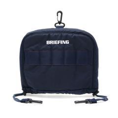 【日本正規品】ブリーフィング ゴルフ ヘッドカバー BRIEFING GOLF アイアンカバー IRON COVER RIP ナイロン メンズ レディース BRG191G39 ネイビー(076)