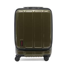 【日本正規品】ブリーフィング スーツケース BRIEFING ハードケース 機内持ち込み フロントオープン H-34F SD JET TRAVEL 34L 1泊 2泊 Sサイズ 旅行 出張 メンズ レディース BRA193C26 オリーブ(067)