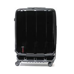 【日本正規品】 ブリーフィング スーツケース BRIEFING ハードケース フロントオープン H-60F SD JET TRAVEL 60L Mサイズ TSAロック 旅行 出張 メンズ レディース BRA193C27 ブラック(010)