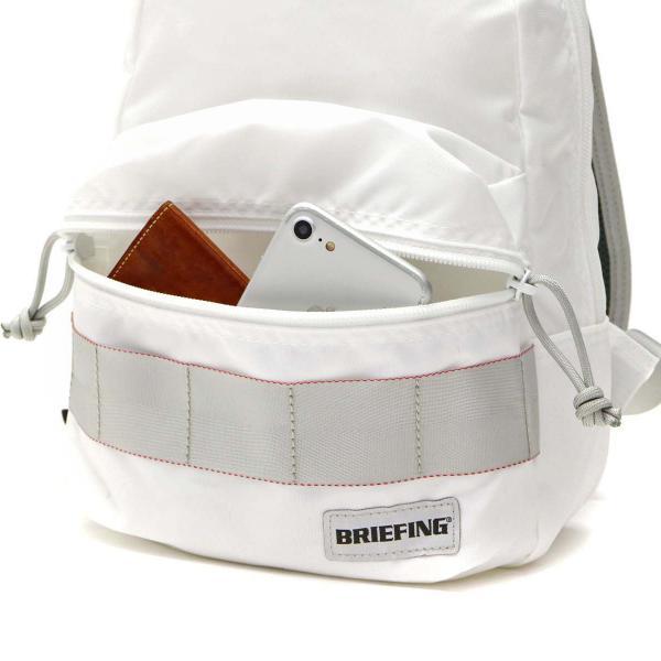 ブリーフィング リュック BRIEFING carry on リュックサック バッグ TX MINI PACK ミニリュックサック レディース キッズ 親子 ナイロン 軽い 軽量 BRL470219 スノウ(001)