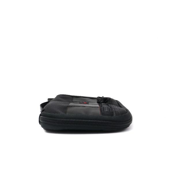 【日本正規品】ブリーフィング トラベルウォレット BRIEFING TRIP CASE L トリップケース ラウンドファスナー パスポートケース トラベルオーガナイザー バリスティックナイロン 旅行  長財布 メンズ レディース BRM181617 スティール(011)