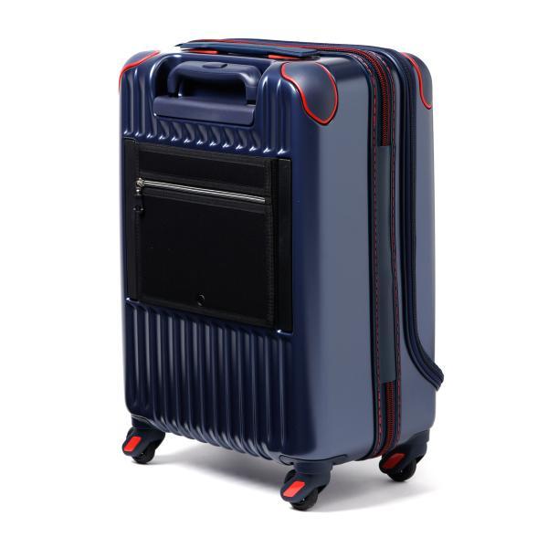 CARGOスーツケースairtransカーゴエアトランストリオTRIO機内持ち込みキャリーケース35LSサイズフロントポケットビジネス出張1~2日程度CAT-423FP エンボスホワイト