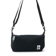 チャムス ショルダー CHUMS チャムス ショルダーバッグ バッグ Pocket Shoulder Bag Sweat 斜めがけ メンズ レディース CH60-2314 Black(K001)