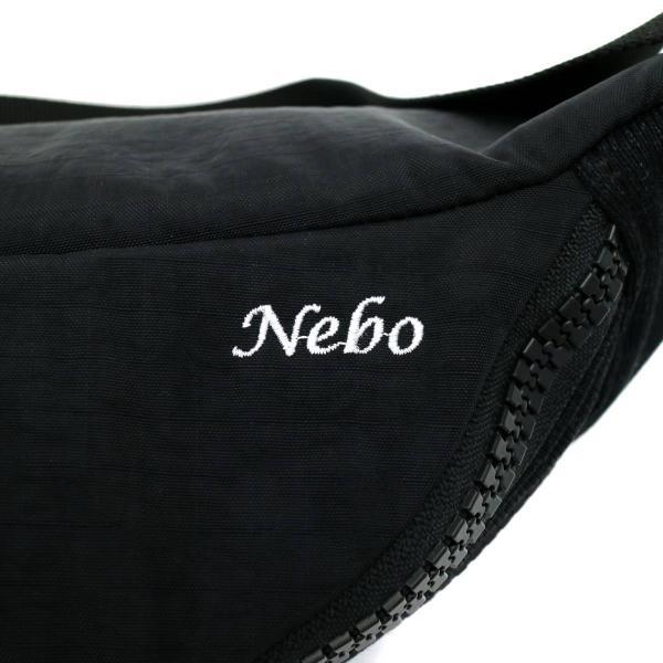 【日本正規品】チャムス ウエストバッグ CHUMS ボディバッグ レディース メンズ 斜めがけ 軽い 小さめ Nebo ネボ CH60-2339 BeigexGray(B029)