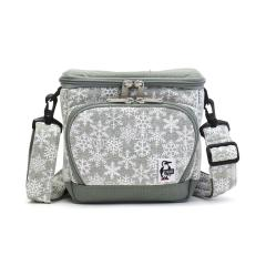 【日本正規品】チャムス カメラバッグ CHUMS チャムス 2WAY ショルダー ボックスカメラバッグ スウェットナイロン Box Camera Bag Sweat Nylon メンズ レディース CH60-2520 Snowflake(W045)