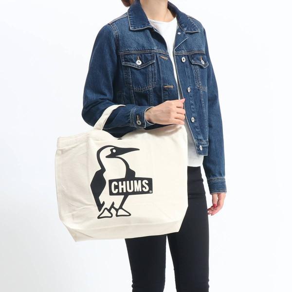 【日本正規品】チャムス ショルダー CHUMS ショルダーバッグ ブービーキャンバスショルダー Booby Canvas Shoulder 2WAY ショルダーバッグ キャンバス A4 メンズ レディース CH60-2557 Black(K001)