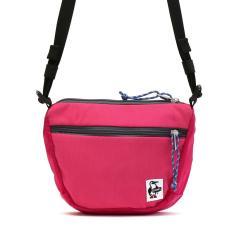 【日本正規品】チャムス ショルダー CHUMS Easy-Go Small Shoulder イージーゴースモールショルダー ショルダーバッグ 斜めがけ ミニショルダー メンズ レディース CH60-2746 Pink(R018)