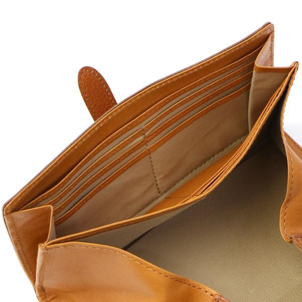 クレドラン 財布 CLEDRAN 長財布 JOLI ジョリ ギャルソン ウォレット レディース CL-1966【送料無料】 12/2 キャメル(83-1430)