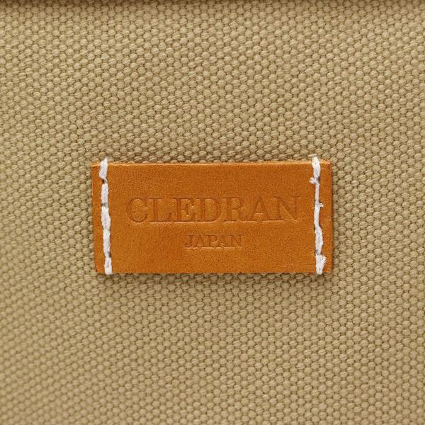 クレドラン バッグ CLEDRAN クレドラン トートバッグ  MERITE メリテ トート レディース 布 CL-2412 ブラック(81-3095)