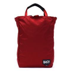 【日本正規品】バッハ トート BACH バックパック COVE12 コーブ12 2WAY トートバッグ リュック デイパック 2WAYバッグ 通学 リップストップナイロン 軽量 メンズ レディース 12L red(129890)