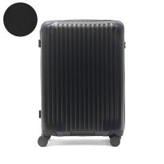 【正規品2年保証】カーゴ スーツケース CARGO Mサイズ キャリーケース AiR STAND トリオ TRIO ファスナー 軽量 TSA 56L 3泊 4泊 5泊 ダブルキャスター ストッパー付き ハードケース 旅行 出張 CAT635ST ジェットブラック