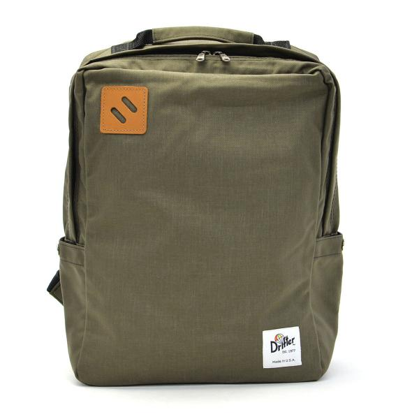 d3f1eed4eccc 【セール30%OFF】ドリフター Drifter リュック SQUARE BACK PACK リュックサック バックパック