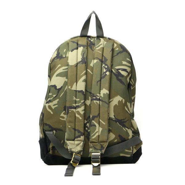 フレッドペリー バッグ FRED PERRY リュックサック Pique Camo Print Backpack ピケ カモ プリント バックパック デイパック メンズ レディース 通学 F9227 カーキ(64)
