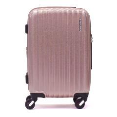 フリクエンター スーツケース FREQUENTER 機内持ち込み Reflect リフレクト キャリーケース Sサイズ 33L 38L 拡張 ファスナー ストッパー 静音 4輪 TSAロック 旅行 1-311 パールピンク