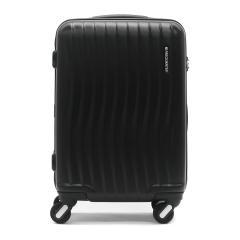 フリクエンター スーツケース FREQUENTER WAVE ウェーブ キャリーケース 機内持ち込み Sサイズ 34L 1~2泊 ファスナー 静音 4輪 TSAロック エンドー鞄 旅行 1-622 マットブラック