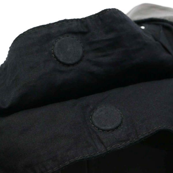 REN レン 2WAY レジブクロ S トートバッグ FUKURO フクロ BARE レザー レディース メンズ FU-10970【送料無料】 7/2 ブラック