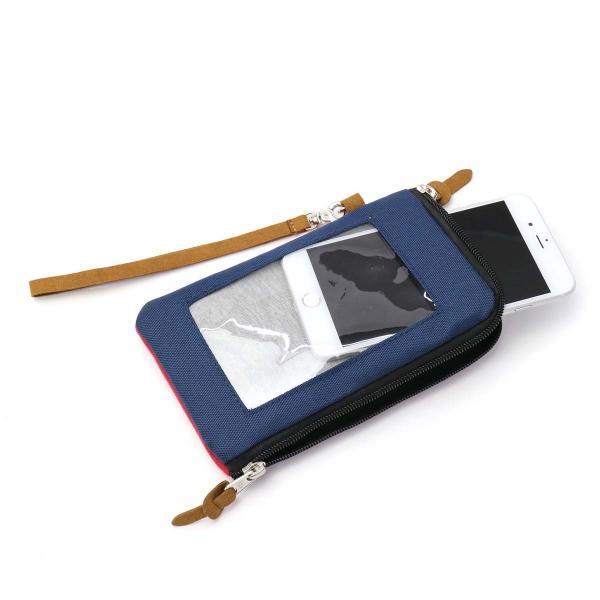 ジムマスター スマホケース gym master スウェット2WAYスマホポーチ モバイルケース iphone 7plus対応 2WAYマルチポーチ メンズ レディース 中学生 高校生 G502395 ブラック_G(05G)
