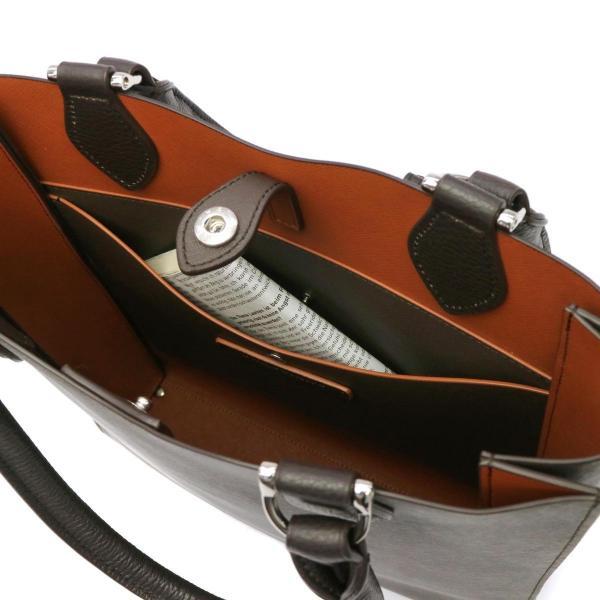 【正規取扱店】ガレリアント GALLERIANT トートバッグ SOTTILE A4 ビジネス 通勤 本革 メンズ レディース GLS-3831 クロ(11)