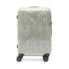 【5年保証】ハント スーツケース HaNT キャリーケース 機内持ち込み Sサイズ Solo LTD ソロ かわいい ストッパー 32L 1泊 2泊 クリア 旅行 限定 ACE エース 06556 オパールクリアヘアライン(06)