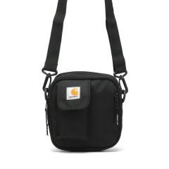カーハート ショルダーバッグ carhartt WIP ESSENTIALS BAG  SMALL エッセンシャルバッグ スモール ミニショルダー ポーチ ショルダー メンズ レディース I006285 Black(3月下旬入荷予定)