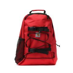 【日本正規品】カーハート リュック Carhartt WIP バッグ キックフリップ バックパック KICKFLIP BACKPACK リュックサック メンズ レディース B4 A4 通学 I006288 Cardinal(9N00)