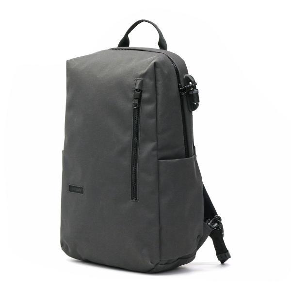 パックセーフ リュック pacsafe リュックサック INTASAFE インタセーフ バックパック Intasafe Backpack 19L 旅行 トラベル ロック セキュリティ メンズ レディース INTASAFE-BP NAVY
