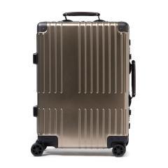 イノベーター スーツケース innovator キャリーケース 10周年アニバーサリーモデル 機内持ち込み アルミ 4輪 36L 1泊 2泊 小型 Sサイズ TSAロック 旅行 INV1017 TITANIUM