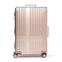 【正規品2年保証】イノベーター スーツケース innovator キャリーケース 10周年アニバーサリーモデル アルミ 4輪 67L 5泊 6泊 TSAロック 旅行 INV2517 ROSEGOLD