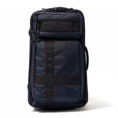 【正規品2年保証】イノベーター スーツケース innovator キャリーケース ファスナー ソフトキャリー 2輪 56L 3泊 4泊 5泊 TSAロック 旅行 出張 INV4W ネイビー