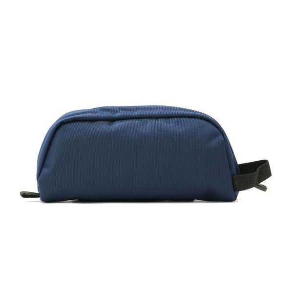 カリマー ポーチ karrimor 小物入れ メンズ レディース tribute handbag pouch トリビュートハンドバッグポーチ 1.5L ブランド ナイロン コンパクト マチあり Black