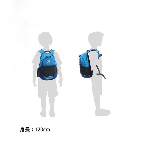 【セール30%OFF】カリマー リュックサック karrimor キッズ リュック 女の子 男の子 step 10 ステップ10 バッグ 10L アウトドア Multi