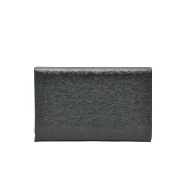 FESON フェソン 名刺入れ キップ水シボ風琴マチ名刺入れ メンズ レザー 本革 カードケース MI05-007 茶