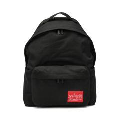 【日本正規品】マンハッタンポーテージ リュック Manhattan Portage バックパック Big Apple Backpack マンハッタン リュックサック 通学 軽量 メンズ レディース A4 ファスナー カジュアル MP1210 ブラック