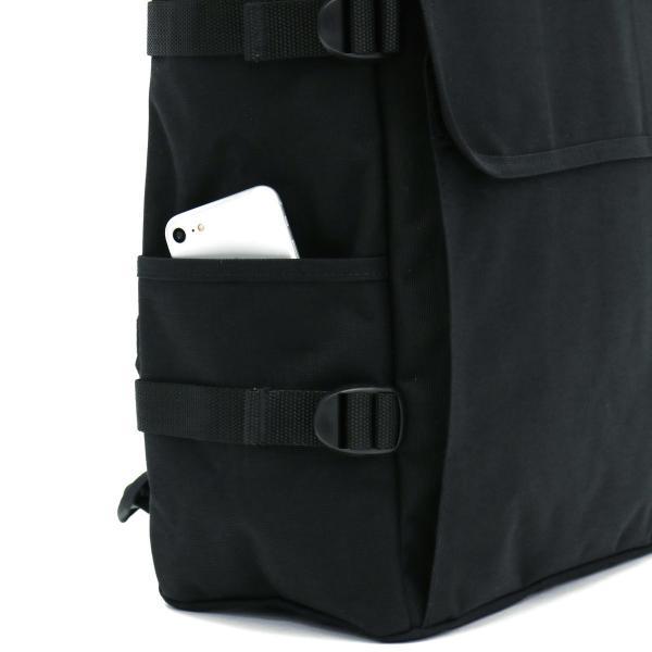【日本正規品】マンハッタンポーテージ リュック Manhattan Portage リュックサック Silvercup Backpack マンハッタン バックパック ロールトップ 通学 メンズ レディース MP1236 ブラック