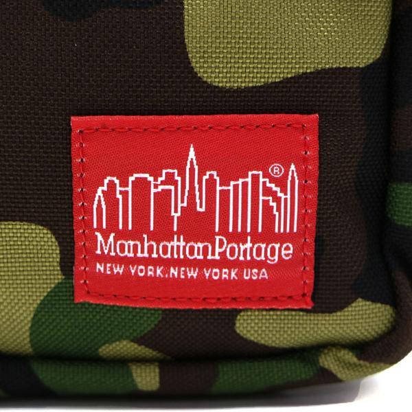 マンハッタンポーテージ Manhattan Portage ショルダーバッグ ポーチ 斜めがけ メンズ レディース MP1404L   ブラック