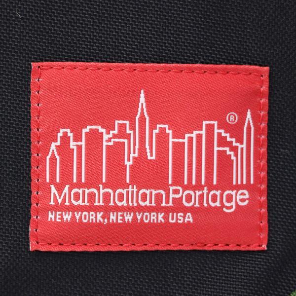 マンハッタンポーテージ Manhattan Portage メッセンジャーバッグ マンハッタン メンズ レディース ショルダーバッグ MP1605JR-2(MP1605JR-MUL)【送料無料】 ブラック×ウッドランドカモ
