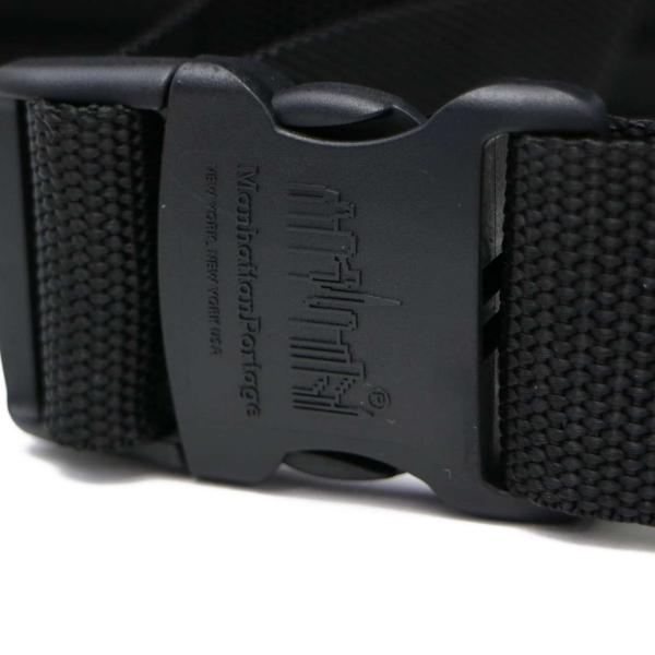 マンハッタンポーテージ Manhattan Portage リュック マンハッタン バックパック リュックサック メンズ レディース MP2103CD3【送料無料】 ブラック