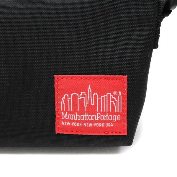 マンハッタンポーテージ ショルダーバッグ Manhattan Portage Mini Cluch ミニショルダー ミニクラッチ 2WAY コンパクト 小さい ポーチ 斜めがけ 軽い メンズ レディース MP7020 アイボリー