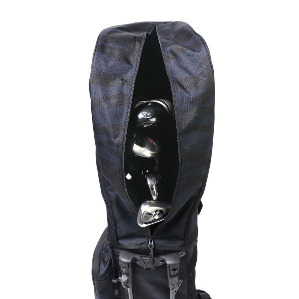 8160bcf6fe ... 【正規取扱店】ニューエラ キャディバッグ NEW ERA ゴルフ ゴルフバッグ カバー スタンド ショルダー ...