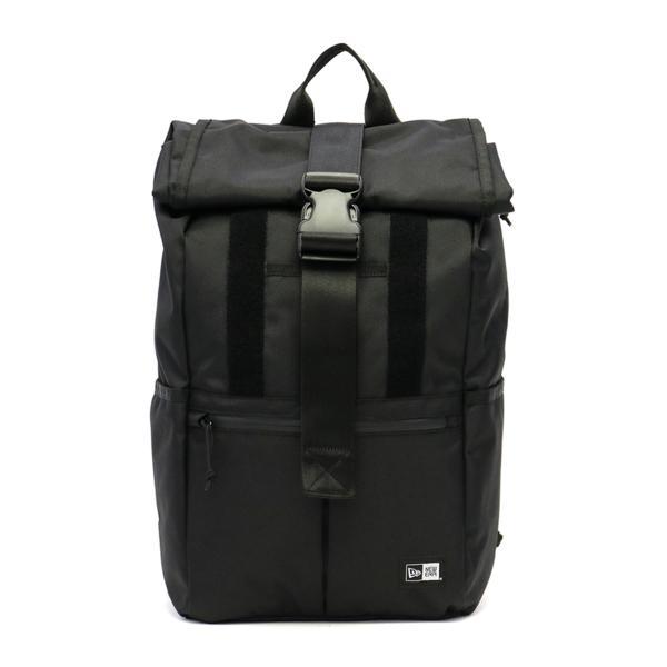 0c442b5e8b8d 【正規取扱店】ニューエラ リュック NEW ERA リュックサック メンズ Roll Top Pack ロール