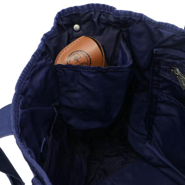 ポータークラシック Porter Classic スーパーナイロン SUPER NYLON トートバッグ 2WAY トート メンズ PC-015-265【送料無料】バッグ ブルー(40)