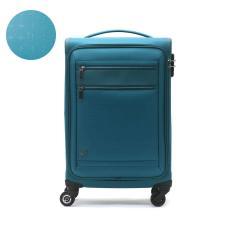 プロテカ スーツケース PROTeCA 機内持ち込み フィーナ Feena ST フィーナ エスティー キャリーケース キャリーバッグ 軽量 フロントオープン 29L 1泊 2泊 ファスナー 旅行 ソフトケース レディース エース ACE 12846 ブルーグリーン(04)