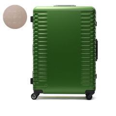 【セール】プロテカ スーツケース PROTeCA BRICK LOCK ブリックロック キャリーケース TSAロック 82L 7~10泊 大容量 長期 旅行 出張 エース ACE 00933 グラスグリーン(04)