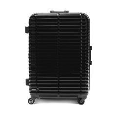【3年保証】プロテカ スーツケース PROTeCA ストラタム Stratum LTD 2 ブラックエディション キャリーケース TSAロック 95L 10泊 2週間 旅行 トラベル 限定 エース ACE 07952 パールブラック(01)